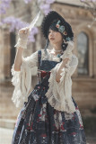 Long Hair Princess~ Classic Lolita JSK + Headbow