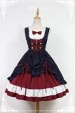 Tradescantia Sillamontana***  Classic Lolita High Waist JSK Dress