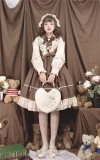 Neverland Lolita Love/Strawbery Winter Lolita Bag -2 Ways