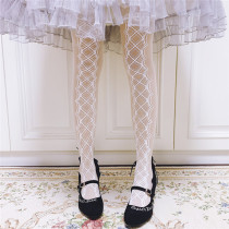Ruby Rabbit ~ Candy Thin Lolita Tights -pre-order