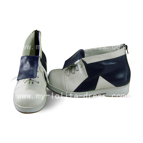Classic Black White Platform Shoes