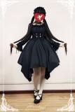 Neverland Lolita ~ Undead Concerto~ Lolita Normal Waist  Coreset JSK Dress -Ready Made