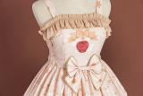 Gift Box Bear~ 2018 New Arrival Sweet Lolita Jumper