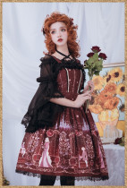Institute of Astrology ~Printed Lolita Jumper