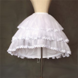 Super Puff Fishbone Lolita Petticoat Length Adjustable