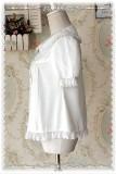 Dream In the Cage~ Sweet Lolita OP/JSK -Pre-order Wine JSK Size S & Wine OP Size L- in Stock
