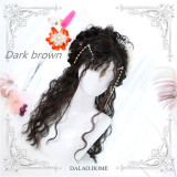Little witch~65cm long Curls Lolita Wig