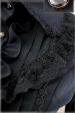 Rococo Style Lace Lolita Shirt Silk and Linen 5 Colors