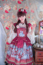 Infanta ~Cinderella Cat~ Lolita JSK Version I -Ready Made