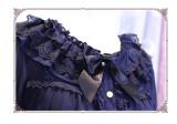 The Secret Key Of Elves~ Elegant Lolita HIme Sleeves Blouse