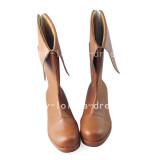 Classic Bronze Shining Tears X Wind Boots