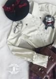 Demon Cat~ Gothic Cotton Lolita Blouse -The 3nd Round Pre-order