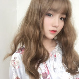 Hengji~Sugar~50cm Long Curls Lolita Wig