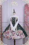 Panda ~Classic Qi Lolita JSK Dress Version II -Ready Mad