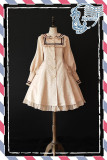 Holy Lily~ College Style Lolita Coat