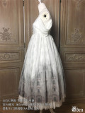 Duomo di Milano&Milan Cathedral- Vingtage Lolita JSK -Ready Made