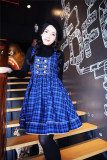 British Style Lolita Jumper Ready Made