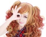 Sweet Curls Housemaid Cosplay Wig