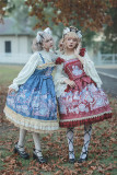 Infanta ~Cinderella Cat~ Lolita JSK Version II -Ready Made