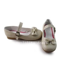 Sweet Beige Fujisaki Chihiro Shoes