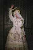 Angel Choir~ Lolita Printed Jumper + Headbow
