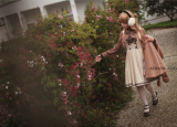 HMHM Lolita ~The Vintage Maiden~ Lolita Jumper Dress