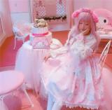 Diamond Honey ~Sweet Cat Lolita Jumper -Ready Made