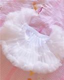 Sweet Super Puffy Lolita Petticoat for Kids