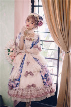 Miss Point ~ Elizabeth Meow ~ Luxury Lolita OP/JSK -Custom-tailor Available