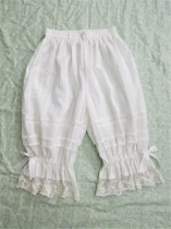 Jaquard Cotton Lolita Bloomer Summer Version