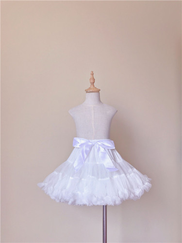 Sweet Super Puffy Lolita Petticoat for Kids