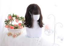 Early Summer~ Sweet Lolita Short Curls Wigs