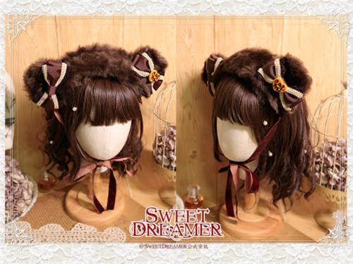 Cutie Creator ~Bugs Bunny~  Sweet Plush Bunny Ears Lolita Headband  - 3 Colors Available -IN STOCK