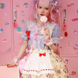 Miss Point ~The Tailor Rabbit Lolita Salopette -Pre-order