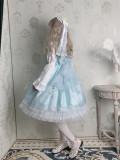 Alice Girl ~Sea Girl~ Lolita Jumper -Pre-order