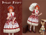 Dolls Party ~ Dolls Printed Lolita OP/JSK 2019 Anniversary Designs -Ready Made