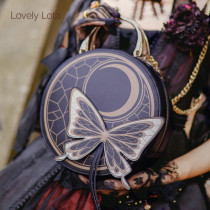 LovelyLota ~Butterfly Gothic Lolita Bag