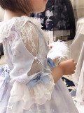 Alice Girl ~Unicorn~ Lolita OP/JSK for Kids