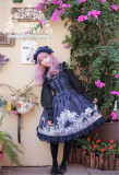 Sleeping Beauty~ Lolita Printed JSK Dress Version II