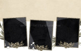 Ribbon Doll~Summer Glass Silk Lolita Socks
