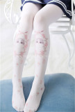 Sweet cat~Sweet Printed Lolita Tights