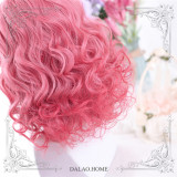 Dalao Home ~Strawberry Bear Lolita Short Wigs 40cm