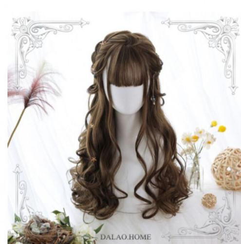 Dolles 65cm Long Gentle Waves Lolita Wig