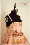 R-series ~Ribbon Cookies~ Lolita Jumper Dress Version I