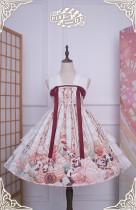 Panda ~Classic Qi Lolita JSK Dress Version II -Ready Mad