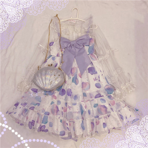 Milky Way ~ Sweet Sparkle Shell Bag