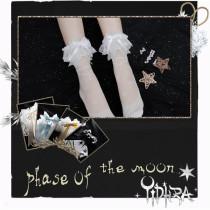 Yidhra Lolita ~Phase of the Moon Lolita Short Socks