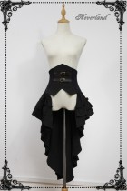 Night of The Blazing Angels ~Gothic Lolita Corset