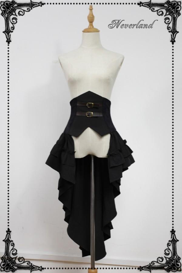 Night of The Blazing Angels ~Gothic Lolita Corset