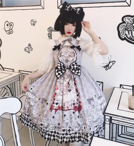Diamond Honey ~Lost Alice Lolita JSK